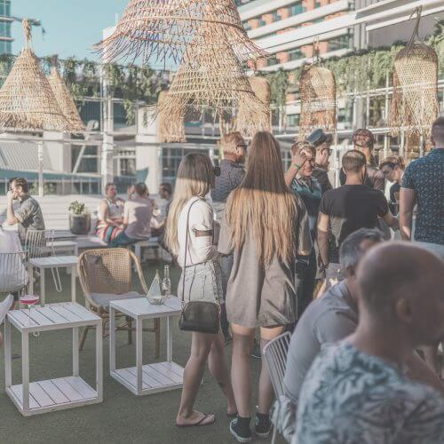 Limes Hotel - Rooftop bar